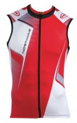 NORTHWAVE Maillot sans manches VOLATA Rouge