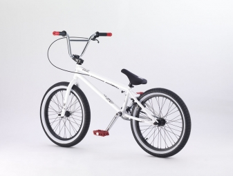 WETHEPEOPLE BMX Complet CURSE 20´´ Blanc
