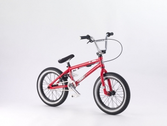 WETHEPEOPLE 2014 BMX complet SEED 16´´ Rouge