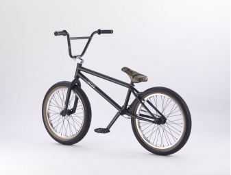 WETHEPEOPLE BMX complet CRYSIS Noir