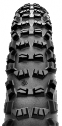 CONTINENTAL Pneu Trail king Protection 27.5x2.20´´ Black Chili Souple