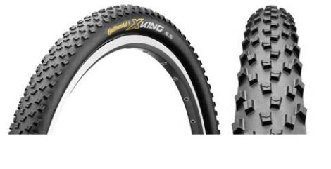 CONTINENTAL X-King Tyre 26x2.20 TubeType RaceSport