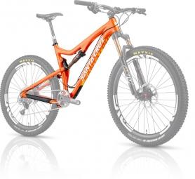 SANTA CRUZ 2014 Frameset 5010 Carbon 27.5'' Fox CTD Kashima 125mm Orange