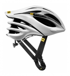 Casque Mavic Plasma Maxi Fit Blanc