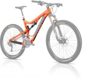 SANTA CRUZ 2014 Frameset 5010 Alloy 27.5'' Fox CTD 125mm Orange/Blue