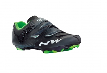 Chaussures VTT Northwave Hammer Srs Noir vert