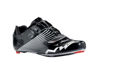 Chaussures Route Northwave TORPEDO PLUS Noir