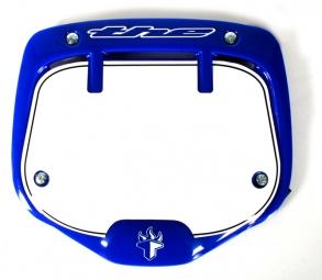 THE plaque MOTO Bleu