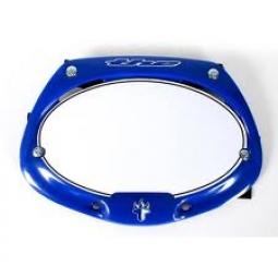 THE plaque MOTO Mini Bleu