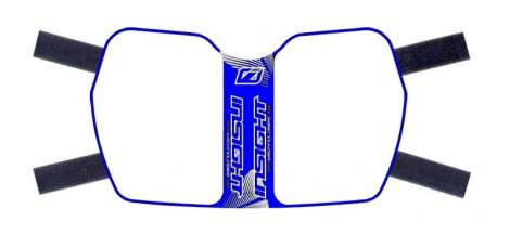 INSIGHT Frame Side Number Plates Blue