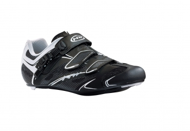 Chaussures Route Northwave SONIC SRS Noir Blanc