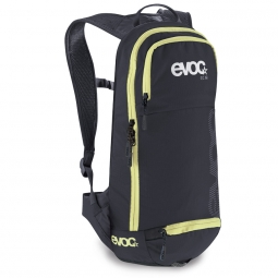 evoc sac vtt cross country 6l poche 2l noir