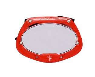 THE plaque MOTO Mini Rouge