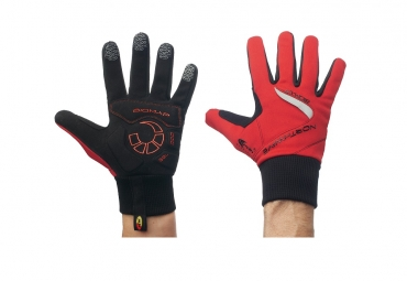 NORTHWAVE 2015 Paire de Gants longs POWER Rouge
