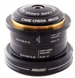 cane creek jeu de direction angleset semi integre externe 49mm conique noir