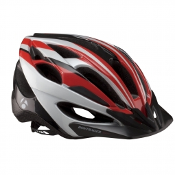 BONTRAGER 2013 Helmet SOLSTICE Red Black One Size