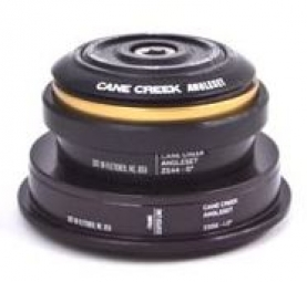 Cane creek jeu de direction angleset semi integre conique noir