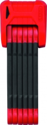 ABUS Antivol BORDO GRANIT X PLUS 6500 avec sacoche Rouge