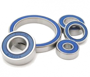 enduro bearings roulement 2rs abec 3 a l unite 17x23x4mm