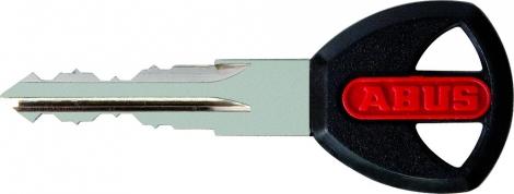 ABUS Antivol BORDO LITE 6050 85cm avec sacoche Rouge