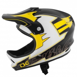 TSG 2013 Full Face Helmet STATEN Yellow