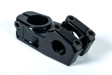S&M RACE XLT Top Load Stem Black