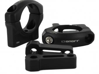 MONDRAKER Potence Intégrée ONOFF DH 10mm Noir