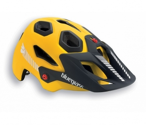 Casque Bluegrass GOLDENEYES 2014 Jaune/Noir