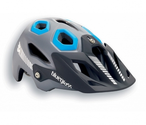 Casco Bluegrass GOLDENEYES 2014 Gris Azul