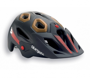 Casque Bluegrass GOLDENEYES 2015 Noir/Marron