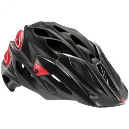 MET 2014 Helmet PARABELLUM Black Red