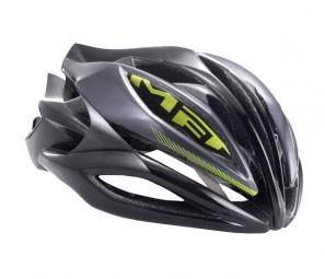 MET 2014 Helmet SINE THESIS Black Green