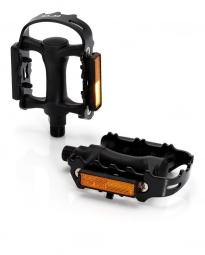 Xlc paire de pedales mtb acier nylon classic pd m01