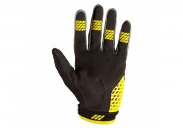 FOX Paire de gants UNABOMBER Jaune