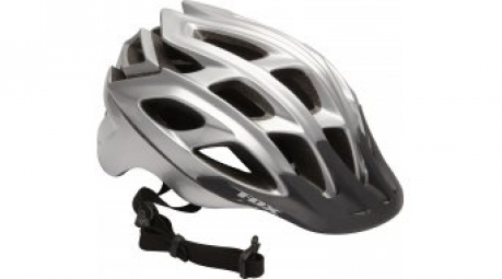 Casque Fox STRIKER Argent