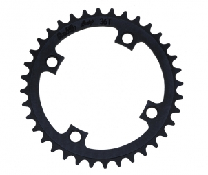 PROFILE 4 BOLT 104BCD BMX CHAINRING Black