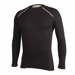 ENDURA TRANSMISSION Jersey Long Sleeve Black