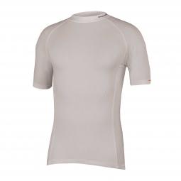 endura maillot manches courtes transrib blanc s