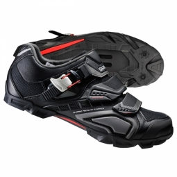 Chaussures VTT Shimano M162 Noir