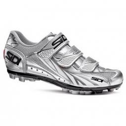 Chaussures VTT Sidi Sun 2014 Argent