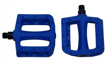 PRIMO Pédales STANCE Nylon Bleu
