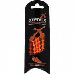 XTENEX Paire de lacets Orange