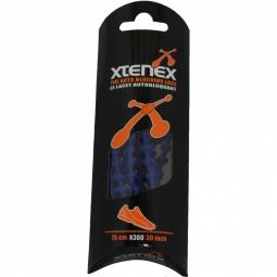 XTENEX Paire de lacets Bleu