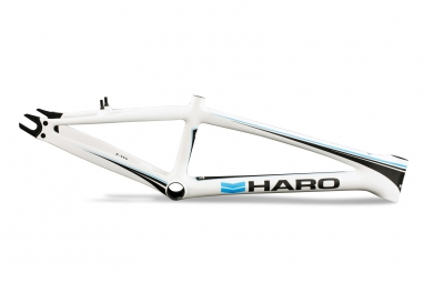 HARO Cadre CLUTCH PTC Carbone Blanc