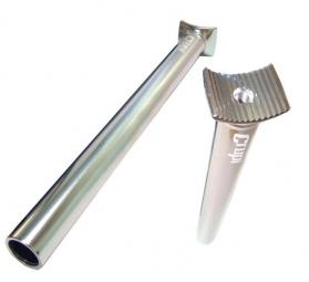 CRUPI Tige de Selle pivotal 27.2mm Argent