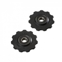 TACX Galets pour Shimano 9/10 vitesses - Campagnolo 11v Gris