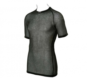 BRYNJE Short sleeves Jersey THERMO Black