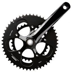 SRAM Crankset Apex Double 53/39 + BB