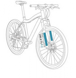 CLEARPROTECT Fork protection L