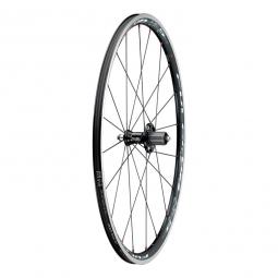 FULCRUM Paire de Roues RACING 5 LG pneus Noir Blanc corps shimano / sram